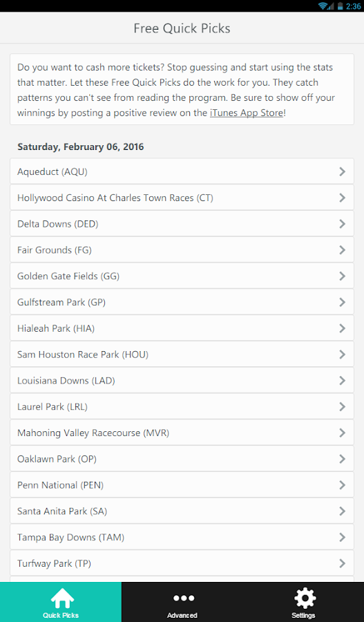 free horse racing picks  u0026 tips
