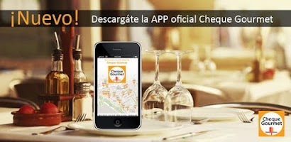 Cheque gourmet android app on appbrain - Up cheque gourmet ...