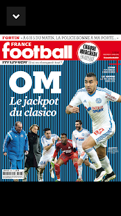 France Football le magazine – Vignette de la capture d'écran