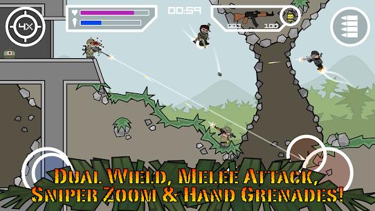 Mini Militia – Doodle Army 2 MOD Apk (Pro Pack) 7