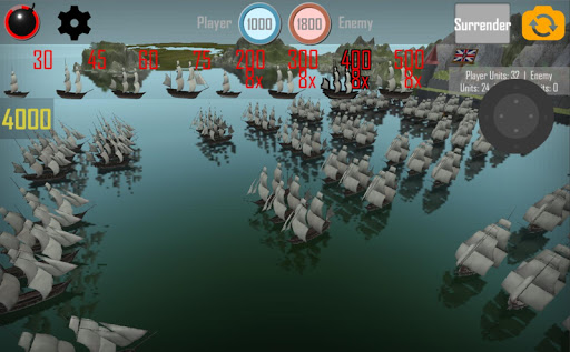 MEDIEVAL NAVAL WARS: FREE REAL TIME STRATEGY GAME 1.1 screenshots 5