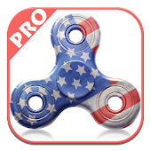 Fidget Spinner PRO a real fidget spinner game