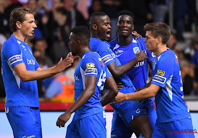 Racing Genk wint met 3-1 tegen KV Oostende