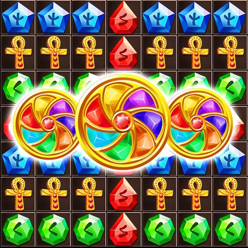 Diamond Match Egypt Treasure
