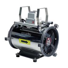 Photo: Elektrický odsavač kouře SAX320 od společnosti Leader.