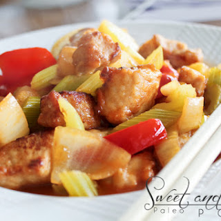 Paleo Sweet and Sour Pork