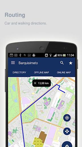 Barquisimeto Map offline screenshot 7