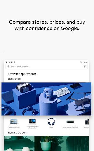 Google Express screenshot 9