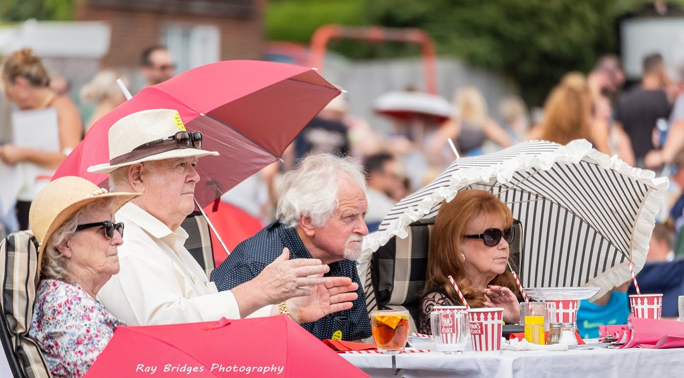 Tributes in the Park 2018 Ray Bridges Photography Tenterden