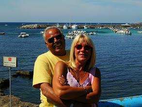 Photo: Ulla und Gino Siracusa Willkommen in unserer Ferienwohnung in Terrasini www.ullaegino.it