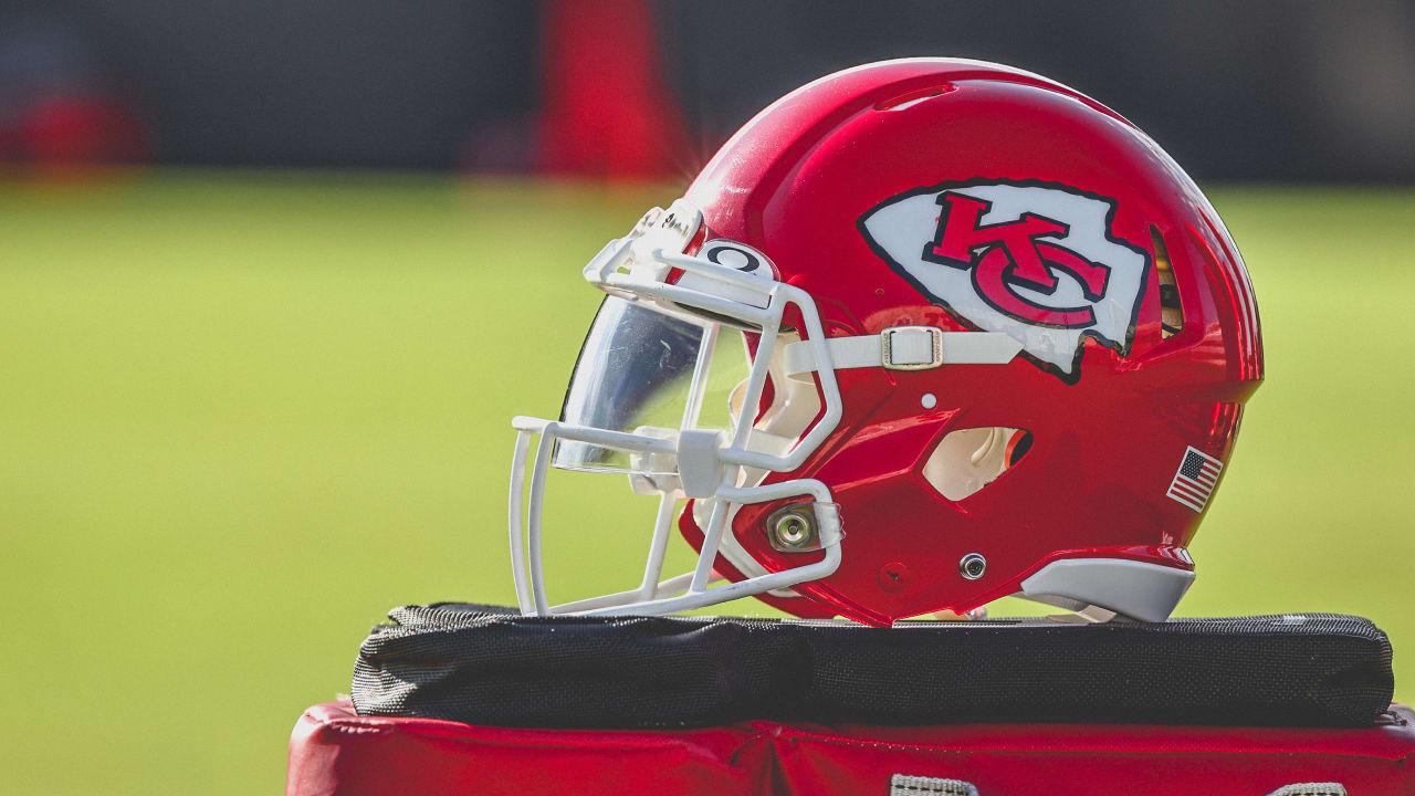Màu sắc chủ đạo của (Kansas City Chiefs ) là màu đỏ của niềm đam mê