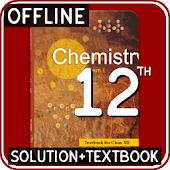 NCERT CHEMISTRY  SOLUTION CLASS 12TH OFFLINE