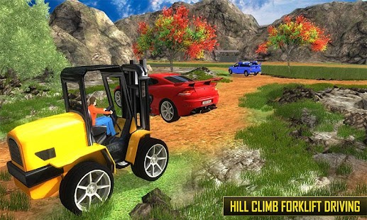 Tourist Hill Climbing Rescue- screenshot thumbnail