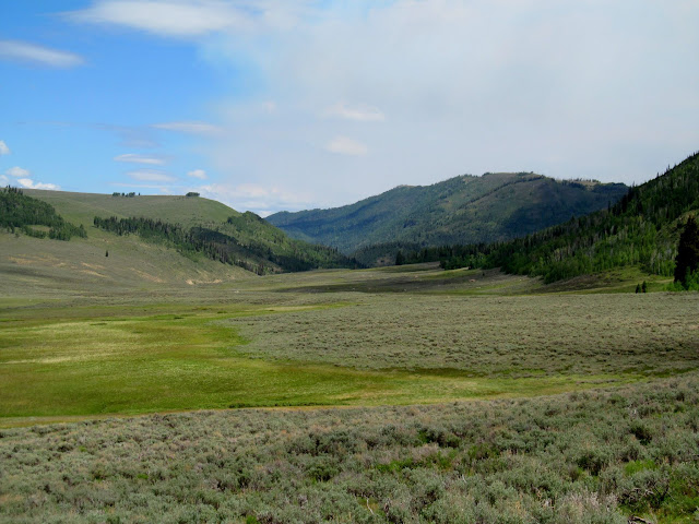 Upper Scad Valley
