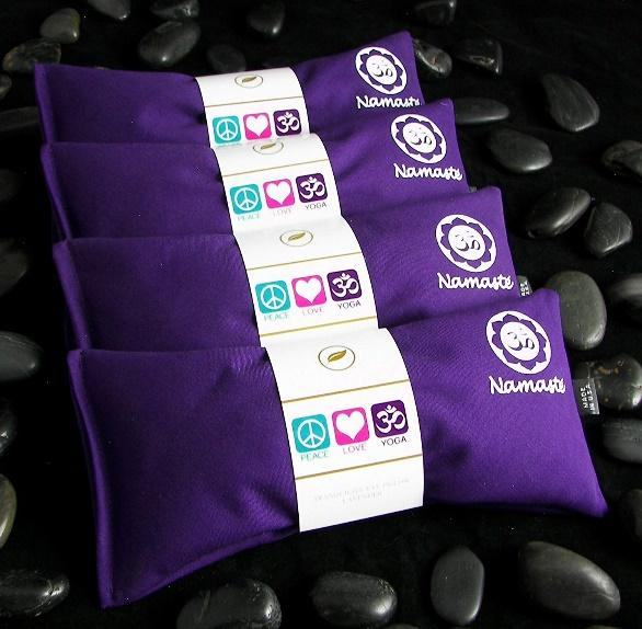 Happy Wraps Namaste Yoga Eye Pillows