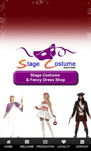 Stage Costume