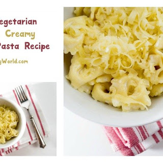 Vegetarian Tortellini Recipes