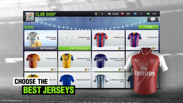 Top Eleven - Football Manager APK screenshot thumbnail 5