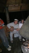 Photo: Mes-purjehduksen viihdeosuus.