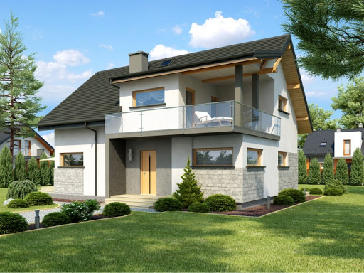 projekt Aosta III Termo