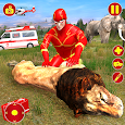 Robot Speed Hero Rescue Animals