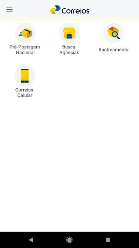 Correios screenshot 2