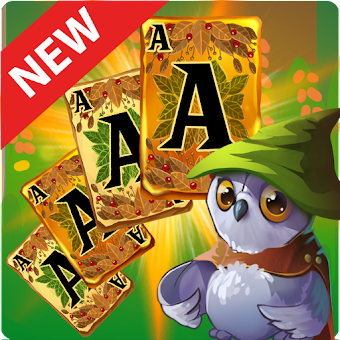 Solitaire Dream Forest - Free Solitaire Card Game