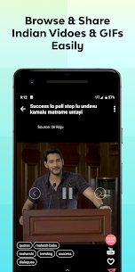 Kulfy: Indian GIF, WhatsApp Stickers, Status Video 1