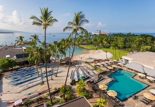 Hawaii Is Not A Place That There Are Budget Marriott Hotels Available At Best One Property You May Be Able To Redeem Only 25 000