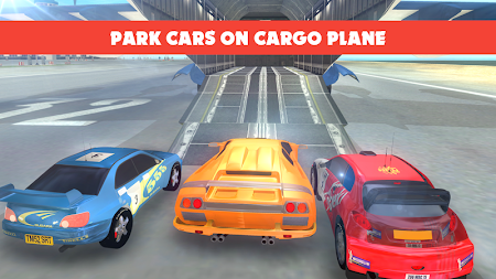 Race Car Transporter Airplane 1.9 screenshot 975059