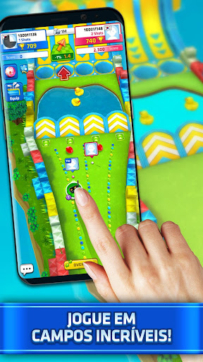 Mini Golf King Jogo multijogador