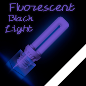 Fluorescent Black Light