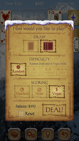 Solitaire Free Screenshot