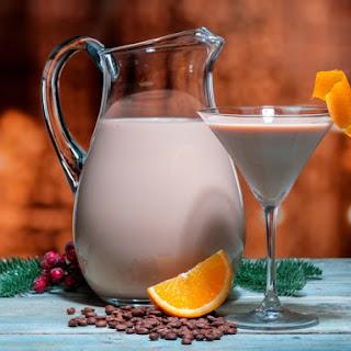 Orange Espresso Margarita.