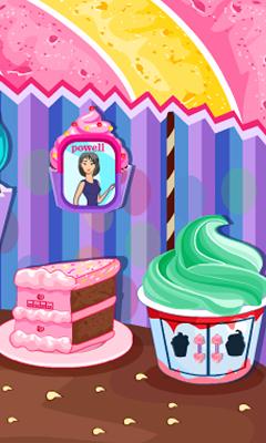 Escape Games-Cupcake Rooms - screenshot