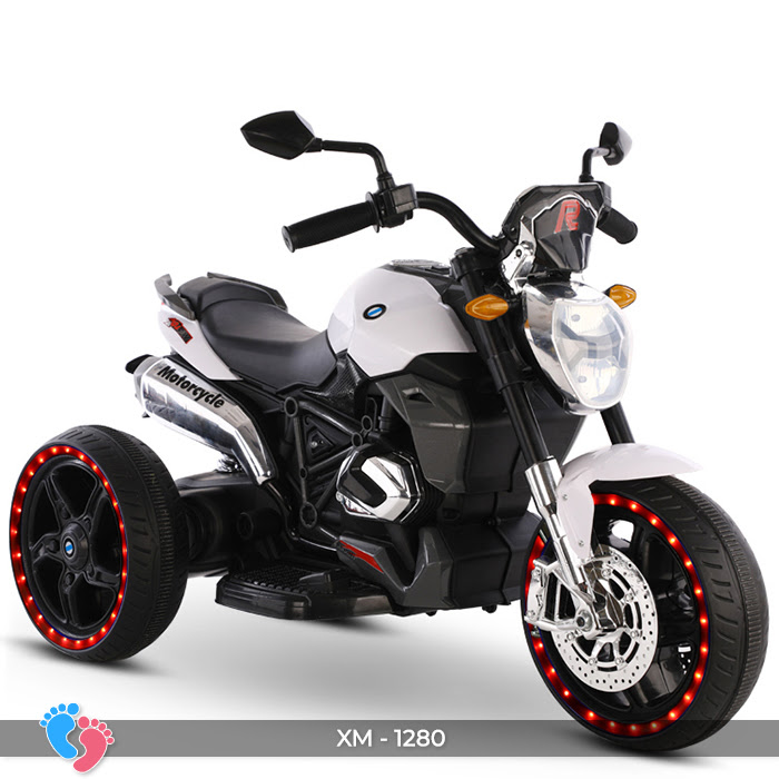 Xe moto điện cho bé XM-1280 6