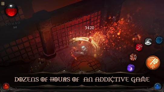 Blade Bound: Hack and Slash of Darkness Action RPG Apk Download 10