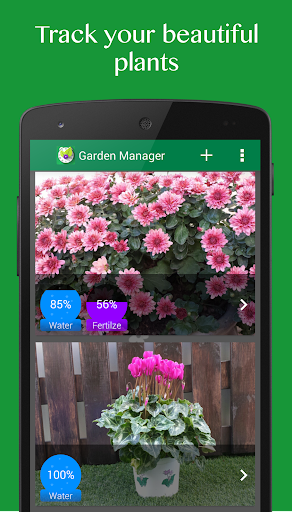 Vegetable Garden–Plant Growth Screenshot