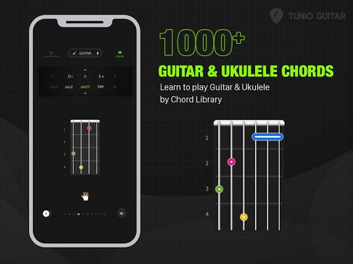 Guitar Tunio - Guitar Tuner 1.12.0 screenshots 3