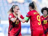 Belgian Red Flames zakken opnieuw een plaatsje op FIFA-ranking