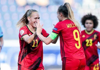 Opdracht volbracht (part 5): Belgian Red Flames stapje dichter bij EK na erg makkelijke zege tegen Roemenië