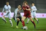 Red Flame Jana Coryn (28) hangt voetbalschoenen noodgedwongen aan de haak