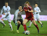 "Ook Red Flames wuiven Jana Coryn uit na voetbalpensioen: ""Bedankt voor alles"""