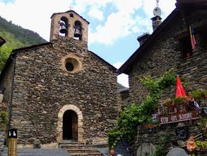 Photo: Llorts, 1450m, tipico borgo andorrano.