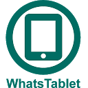 Tablet für WhatsApp