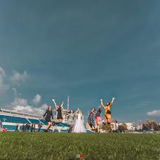 Wedding photographer Sergey Paliy (sergoOne). Photo of 30.10.2014