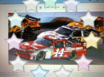 love 4 nascar & cooking
