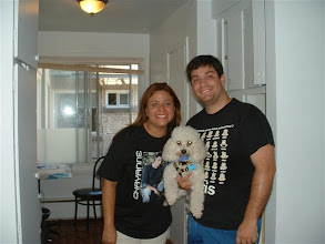 Photo: Nuevmente, la familia Marquez-Morales en su primer apto 0 1/2 (jejeje... chiste interno)