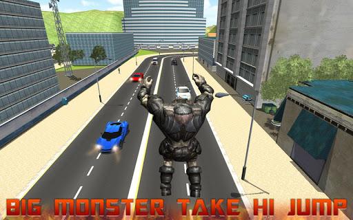 Superhero Monster Warrior Legend City Battle 1.3 screenshots 4