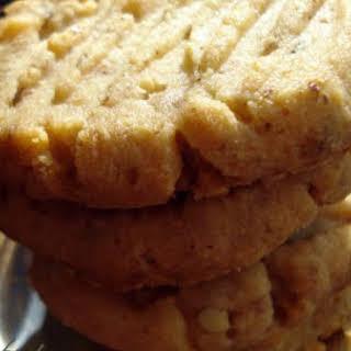 Honey-walnut Cookies.